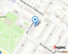 Компания Эвномия+ на карте города