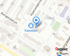 Компания Восток ТОМС-проект на карте города