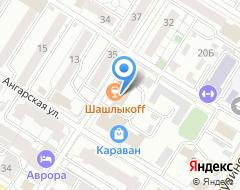 Компания СТАРТ на карте города