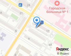 Компания УАЗ запчасти на карте города