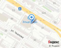 Компания Ломбард-Золотофф на карте города