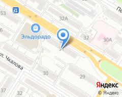 Компания КМБ ТРЕЙД на карте города
