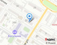 Компания Фонд инвестиционного развития Забайкальского края на карте города