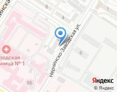 Компания 1С Fresh-Сервис 1С: Предприятие через интернет на карте города