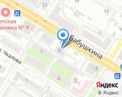 Компания УАЗ-сервис на карте города