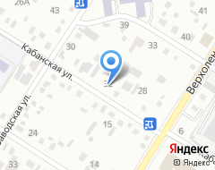 Компания ProСТО на карте города