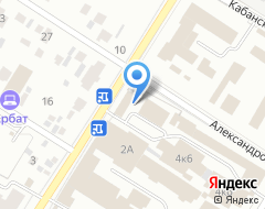 Компания Сигнал на карте города