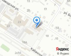 Компания МАСМА-СЕРВИС на карте города