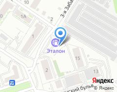 Компания АЗС Икар на карте города