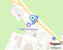 Компания АЗС Нефтемаркет на карте города
