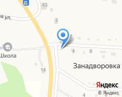 Компания Магазин на Советской на карте города