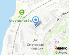 Компания ДАС ГЛОБАЛ ЛОДЖИСТИК на карте города