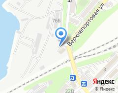 Компания Казанский Мост на карте города