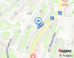 Компания ТНД-25 на карте города