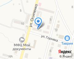 Компания Берёзка на карте города