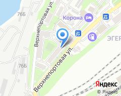 Компания ВладКастомсСервис на карте города
