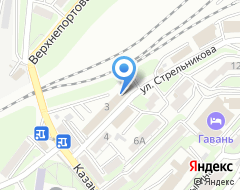 Компания Юкон Эксперт на карте города