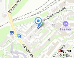 Компания Баланс на карте города