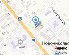 Компания Авто Уссури на карте города