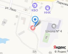 Компания Станция скорой медицинской помощи пос. Тавричанка на карте города