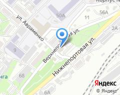 Компания Гиперавто на карте города