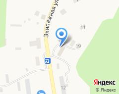 Компания Иванцево на карте города