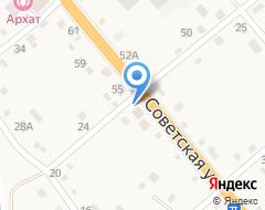 Компания Россыпи на карте города