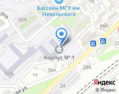 Компания Центр охраны прав интеллектуальной собственности на карте города