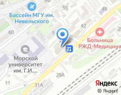 Компания Сумитек Интернейшнл на карте города