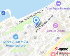 Компания ДОРСЕРВИС ВЛАДИВОСТОК торгово-сервисная компания на карте города