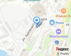 Компания РОС ПК на карте города