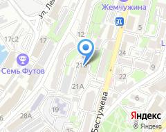 Компания Стандарт Центр на карте города