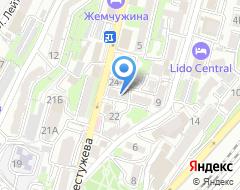 Компания НК-ЛОДЖИСТИК на карте города