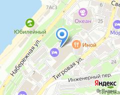 Компания Легис на карте города