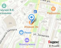 Компания Бридж Лоджистикс на карте города