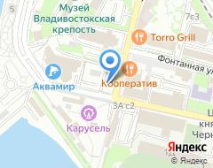 Компания Сименс Финанс на карте города