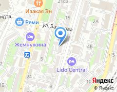 Компания Профессионал-Аудит на карте города