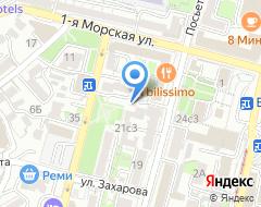 Компания Нотариус Маслова И.И на карте города