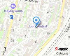 Компания Единый краевой центр экспертизы и оценки на карте города