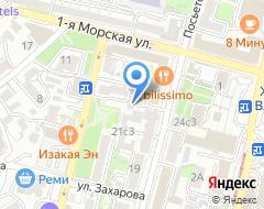 Компания ДВИЦ на карте города