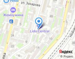 Компания МИРЪ на карте города