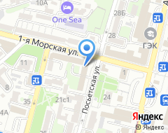 Компания БИЗНЕС ГАРАНТ на карте города