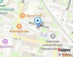 Компания Адвокатъ на карте города
