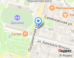 Компания Статус на карте города