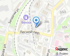 Компания MaxXservice на карте города
