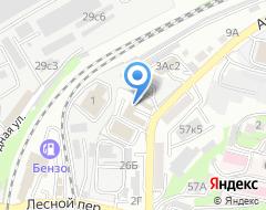 Компания Dok Auto на карте города