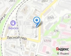Компания Шиновозофф на карте города