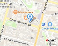 Компания Прецедент на карте города