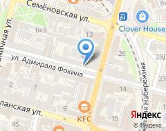 Компания Централизованная бухгалтерия муниципальных образовательных учреждений г. Владивостока, МКУ на карте города