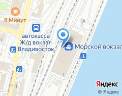 Компания Альфа тур на карте города